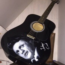 gitaar johnny cash